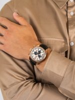 zegarek Aviator V.2.25.2.173.4 P45 CHRONO męski z tachometr Airacobra