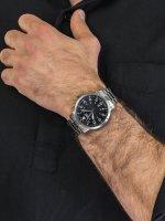 Aviator V.1.11.0.036.5 męski zegarek Vintage Family bransoleta