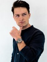 Bisset BSCF18DAVX05AX zegarek męski Klasyczne