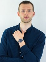 Zegarek klasyczny Bisset Klasyczne BSDE72SMDX03AX LUMINOUS - duże 4