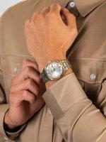 Bulova 98C127 męski zegarek Classic bransoleta