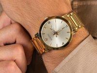 Zegarek klasyczny Bulova Futuro 97D115 - duże 6