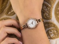 Zegarek klasyczny Caravelle Bransoleta 44L247 - duże 6