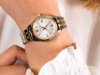 Zegarek klasyczny Caravelle Bransoleta 45M112 - duże 6