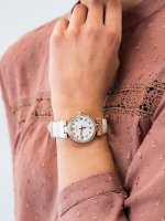Zegarek klasyczny Caravelle Pasek 44L232 - duże 5