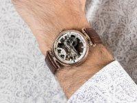 Zegarek klasyczny Carl von Zeyten Elzach CVZ0031RWH - duże 6