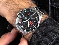 Zegarek klasyczny Casio EDIFICE Momentum EFR-556DB-1AVUEF - duże 6