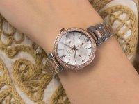 Sheen SHE-3068SPG-7AUER GORGEOUS CUT GLASS zegarek klasyczny Sheen