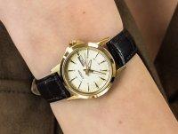 Citizen EQ0603-08PE zegarek klasyczny Leather