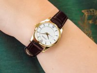 Citizen ER0182-08A zegarek klasyczny Leather