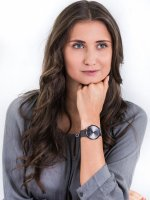 Zegarek klasyczny Cluse La Boheme CW0101201022 Full Dark Grey - duże 4