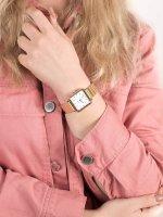 Cluse CL60023S damski zegarek La Tetragone bransoleta