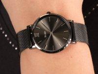 Cluse CL30067 Full Dark Grey zegarek klasyczny Minuit