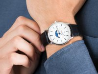 Zegarek klasyczny Davosa Executive 162.496.15 FLATLINE PHASE OF MOON - duże 6