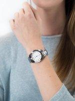 Zegarek klasyczny DKNY Bransoleta NY2872 - duże 5
