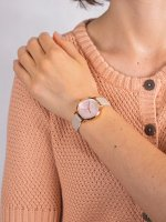 Zegarek klasyczny DKNY Pasek NY2740 - duże 5