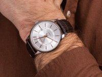 Doxa 107.10.021R.02 zegarek klasyczny Slim Line