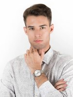 Zegarek klasyczny Doxa Slim Line 107.10.021Y.10 - duże 4