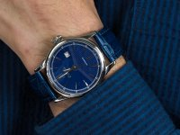 Zegarek klasyczny Doxa Vintage 624.10.202.03 - duże 6