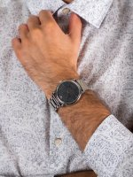 Emporio Armani AR11134 męski zegarek Sports and Fashion bransoleta