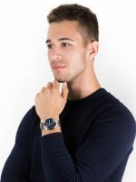 Zegarek klasyczny Festina Chronograf F6854-6 - duże 4