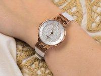 Festina F20406-1 Swarovski zegarek klasyczny Mademoiselle