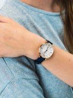 Fossil ES3843 damski zegarek Jacqueline pasek