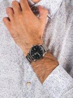 Zegarek klasyczny Fossil The Commuter FS5391 - duże 5