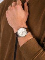zegarek Fossil FS5380 męski z chronograf Townsman