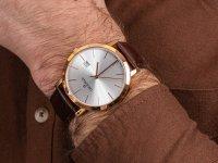 Zegarek klasyczny Grovana Pasek 1230.1962 - duże 6