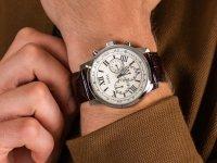 Zegarek klasyczny Guess Pasek W0380G2 - duże 6