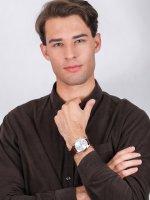 Jacques Lemans 1-1859B zegarek męski Classic