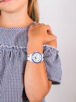 Lacoste 2030027 dla dzieci zegarek Damskie pasek