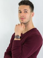 Zegarek klasyczny Michael Kors Gage MK8786 GAGE - duże 4