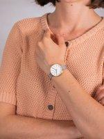 Obaku Denmark V211LXGIMC1 damski zegarek Slim bransoleta