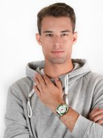 Zegarek klasyczny Orient Sports FEM75006W9 Mako XL - duże 4