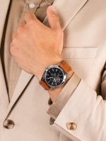 Orient Star SDK02001B męski zegarek Contemporary pasek