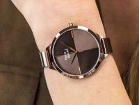 Zegarek klasyczny Pierre Ricaud Bransoleta P22012.011GQ - duże 6