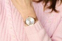 zegarek Pierre Ricaud P22061.9113Q różowe złoto Bransoleta