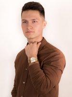 Zegarek klasyczny Pierre Ricaud Bransoleta P91086.1153Q - duże 4