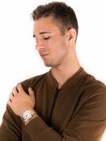 Zegarek klasyczny Pierre Ricaud Bransoleta P97243.1122Q - duże 4