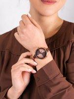 Pierre Ricaud P22040.9B1GQ damski zegarek Pasek pasek
