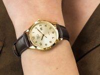 Pierre Ricaud P51028.1B21Q zegarek klasyczny Pasek