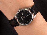 Pierre Ricaud P51028.5224Q zegarek klasyczny Pasek