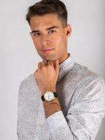 Zegarek klasyczny Pierre Ricaud Pasek P60020.1213QF - duże 4