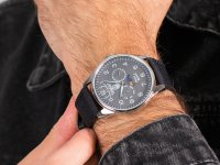 Pierre Ricaud P60036.5227QF zegarek klasyczny Pasek