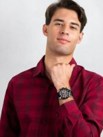 Zegarek klasyczny Pierre Ricaud Pasek P91081.Y22RCH - duże 4