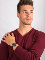 Pierre Ricaud P97219.9234QF zegarek męski Pasek