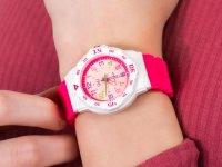 Zegarek klasyczny QQ Dla dzieci VR19-012 - duże 6