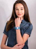 Zegarek klasyczny QQ Dla dzieci VR99-005 - duże 4
